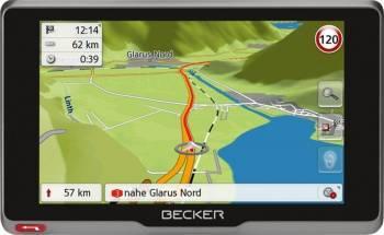Sistem de Navigatie Becker Active 5s Harta EU Navigatie GPS
