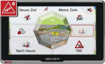 Sistem de Navigatie Becker Active 6s EU Plus 6.2 inch Bluetooth Navigatie GPS