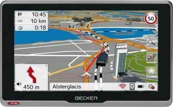 Sistem de Navigatie Becker Professional 6sl EU Plus 6.2 inch WiFi Navigatie GPS