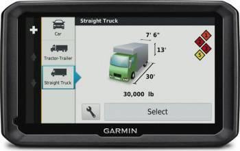 Sistem de navigatie GPS Garmin dezl 770LMT-D Truck Navigation 7.0 Navigatie GPS