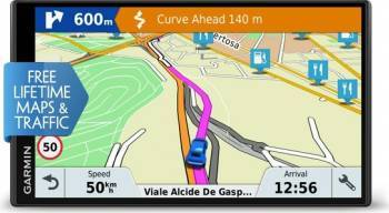 Sistem de navigatie GPS Garmin DriveSmart 61 LMT-S EU 6.95 Navigatie GPS
