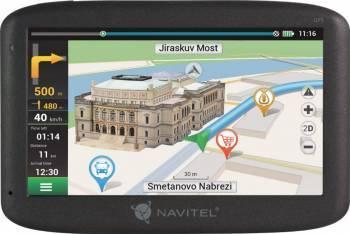 "Sistem de navigatie GPS NAVITEL F300 ecran 5"" FULL EU cu FM Transmitter Navigatie GPS"