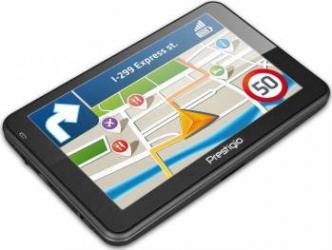 Sistem de navigatie GPS Prestigio GeoVision 5066 5.0 Fara Harta Navigatie GPS