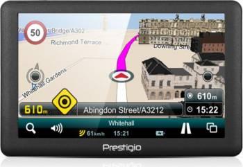 Sistem de navigatie GPS Prestigio GeoVision 5066 5.0 Harta Euriopa +Update gratuit al hartilor pe viata Navigatie GPS