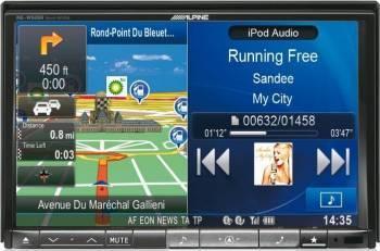 Sistem de navigatie multimedia Alpine INE-W928R Navigatie GPS