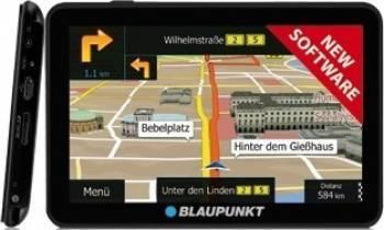 Sistem de navigatie portabil Blaupunkt TravelPilot 54 EU LMU Navigatie GPS