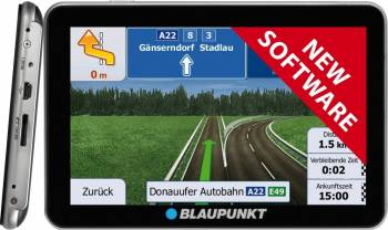 Sistem de navigatie portabil Blaupunkt TravelPilot 73 EU LMU