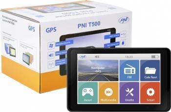 Sistem De Navigatie Portabil Pni T500 5 Inch