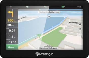 Sistem de Navigatie Prestigio GeoVision 5056 Fara Harta Navigatie GPS