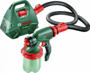 Sistem de pulverizare vopsea Bosch  PFS 3000-2 650 W Aparate de spalat si vopsit cu presiune