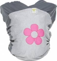 Sistem de purtare Wrap Elastic Deluxe Design FLOWER Marsupii si landouri