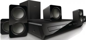 Sistem Home Cinema Philips HTB 356012 Blu-Ray 3D 300W