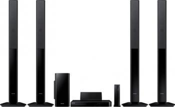 Sistem Home Theatre Samsung HC-H5550W Blu-Ray 3D 1000W