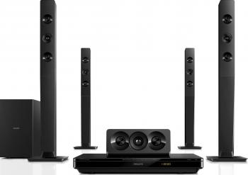 Sistem Home Theater Philips HTB3570 Bluray 1000W
