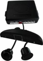 Sistem parcare cu 2 senzori si display RoGroup Alarme auto si Senzori de parcare