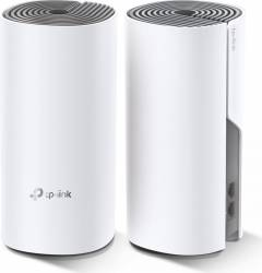 pret preturi Sistem Mesh Wireless TP-Link Deco E4, AC1200 (2 pack)