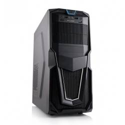 Sistem PC Gaming Hurricane Intel Core i5-3470 3.20 GHz 16GB DDR3 240GB SSD GeForce GT 1030 2G OC 2GB DVD-RW Calculatoare Desktop