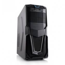 Sistem PC Gaming Hurricane V2 Intel Core i5-2400 3.10 GHz 16GB DDR3 240GB SSD GeForce GT 1030 2G OC 2GB DVD-RW Calculatoare Desktop