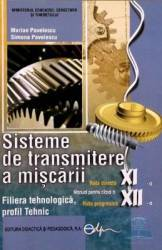 Sisteme de transmitere a miscarii cls 11 12 - Marian Pavelescu Simona Pavelescu