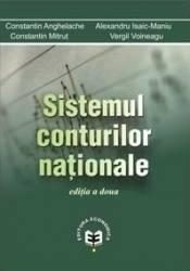 Sistemul conturilor nationale - Constantin Anghelache