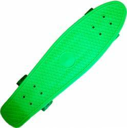 Skateboard 27 inch ACTION RUNNER ABEC-7 Verde Penny Board