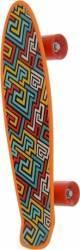 Skateboard copii Cruiserboard Pennyboard model Aztec 53cm Penny Board