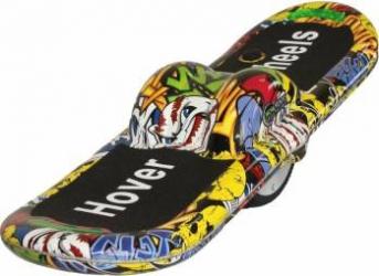 Skateboard electric Nova Vento Sk6 Black & Gold Vehicule electrice