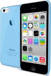 Skin Celly Crystal360 Apple Iphone 5c Albastru