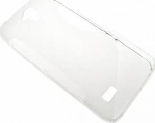 Skin Huawei Y5 II PC 51991605 Alb Transparent Resigilat