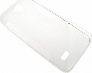 Skin Huawei Y5 II PC 51991605 Alb Transparent