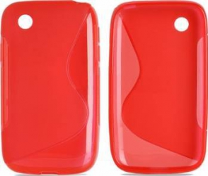 Skin Jelly Case pentru Lg L40 Rosu Huse Telefoane