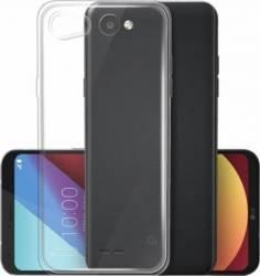 Skin OEM LG Q6 Transparent Huse Telefoane