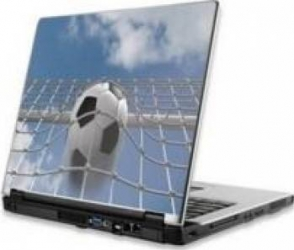 Skin Laptop Hard Version 335 x 225mm Soccer Accesorii Diverse