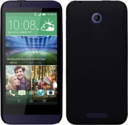 Skin OEM pentru HTC Desire 510 Negru Huse Telefoane