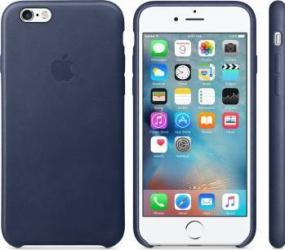 7b438c687de Skin Piele Apple iPhone 6S Albastru Midnight Huse Telefoane