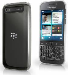 Husa Ultraslim OEM BlackBerry Classic Q20 Alb huse telefoane