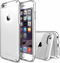 Skin Ringke Eco Slim iPhone 6 Transparent + Folie huse telefoane