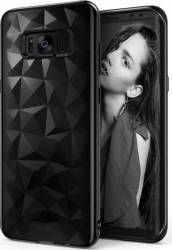 Skin Ringke Prism Samsung Galaxy S8 G950 Ink Black Huse Telefoane