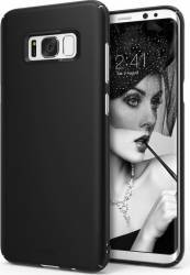 Skin Ringke Slim Samsung Galaxy S8 G950 Black Huse Telefoane