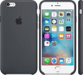 Skin silicon Apple iPhone 6S Negru Charcoal huse telefoane
