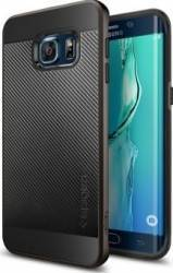 Skin Spigen Neo Hybrid Carbon Samsung S6 Edge Plus Metal Black