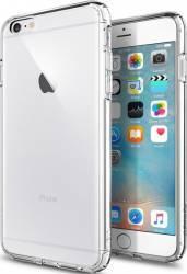 Skin Spigen Ultra Hybrid iPhone 6S Plus Transparent Resigilat
