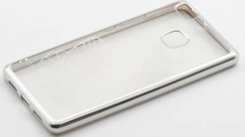 Skin Tellur Huawei P9 Lite Fluture Argintiu Huse Telefoane