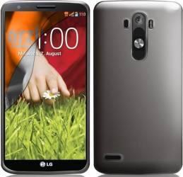 Skin TPU Ultraslim OEM LG G3 Gri Huse Telefoane