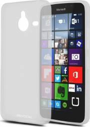 Skin TPU Ultraslim OEM Microsoft Lumia 640 XL Alb