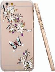 Skin OEM Ultraslim Cristal iPhone 6 Plus huse telefoane