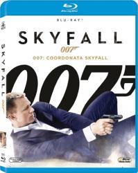 SKYFALL BluRay 2012