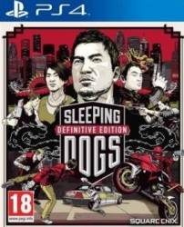 Sleeping Dogs Definitive Edition Limited Edition PS4 Jocuri