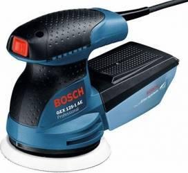 Slefuitor cu Excentric Bosch GEX 125-1 AE Slefuitoare si rindele