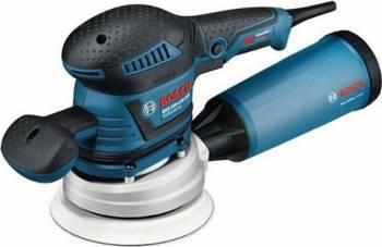 Slefuitor cu excentric Bosch GEX 125-150 AVE L-Boxx 400W Slefuitoare si rindele
